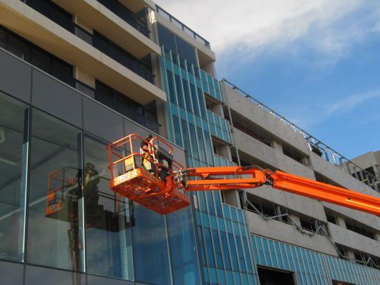 High Access Window Repairs